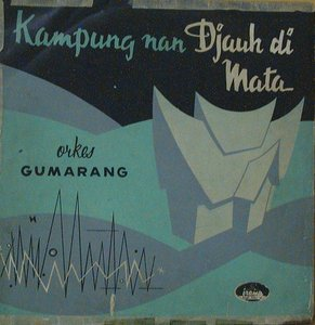 Lirik dan Chord Lagu Daerah Sumatera Barat Kampuang Nan Jauh di Mato