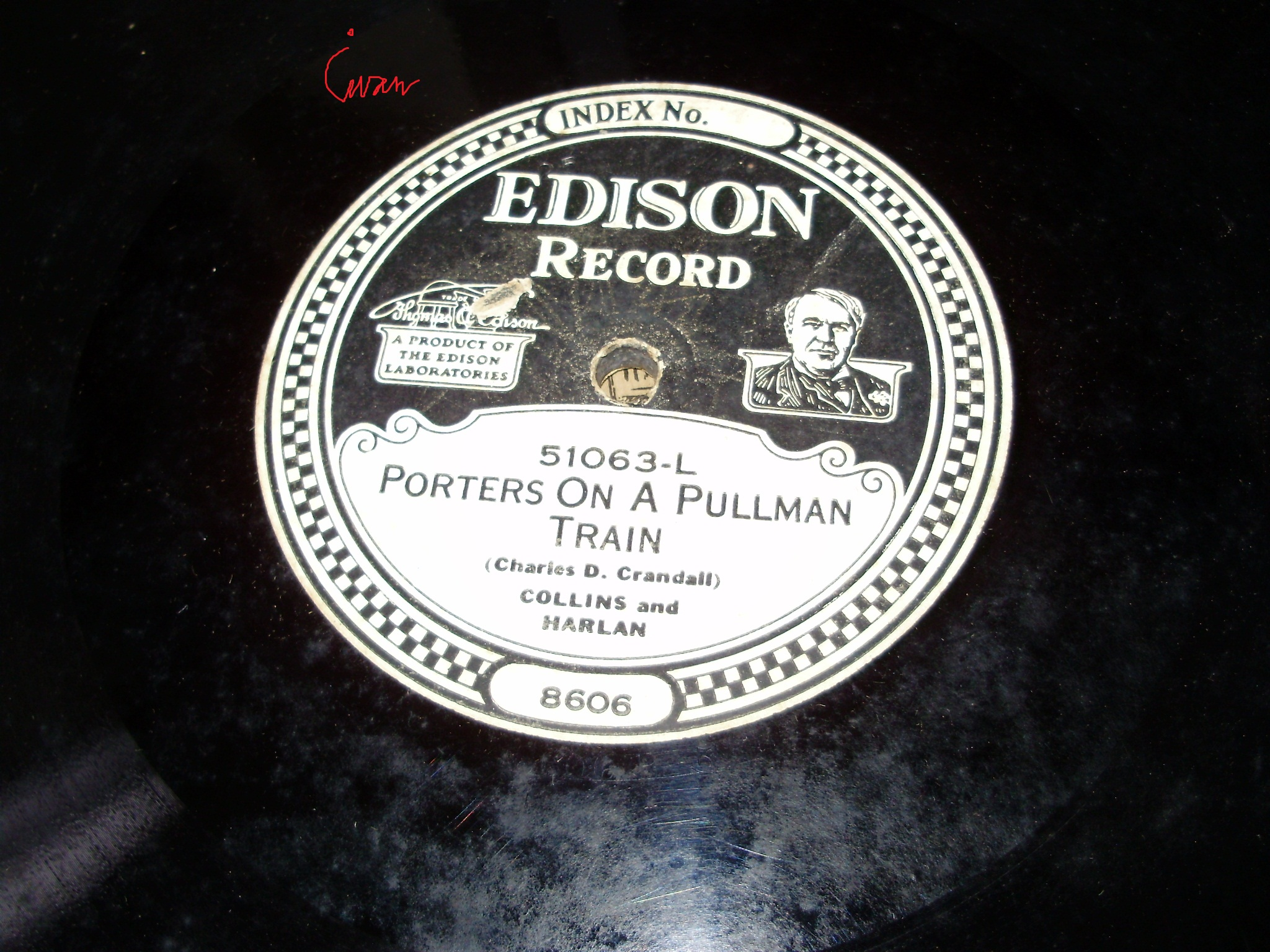 The Earliest Music Record And Phonograph Found In