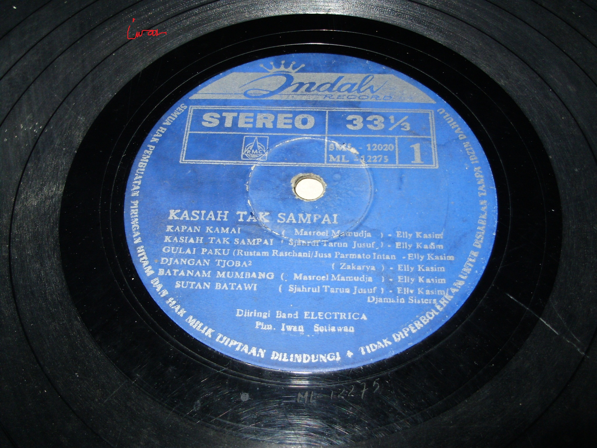 The History Of Betawi Music Record Development Book Two 1951 1980