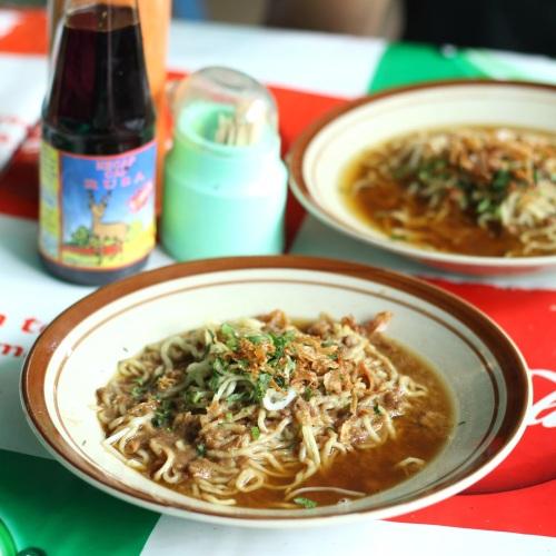 Image result for Kedai Mie Bangka    Pangkal Pinang